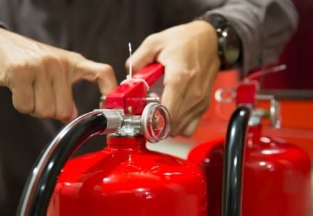 Certificate III in Fire Protection Inspection and Testing